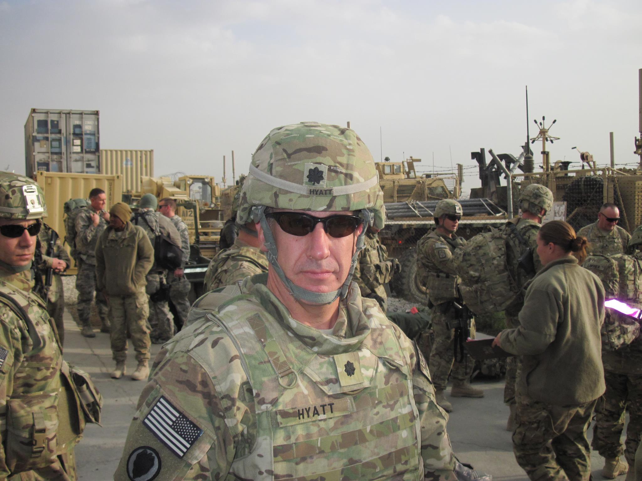 Leadership in Military