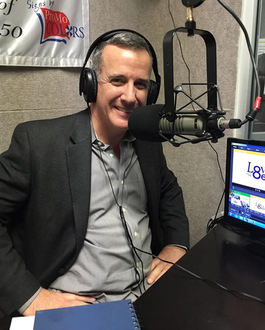 John Hyatt Radio Show